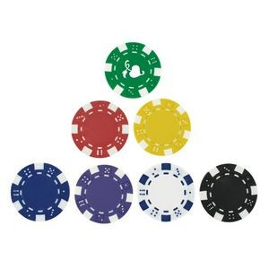 11.5G Dice Casino Chips