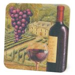 Custom Heavy Weight Round or Square Coaster (3.5