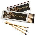 Custom Capri Fireplace, Cigar, BBQ Standard Matchbox