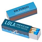 Custom Lipstick Specialty Matchbox