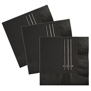 2-Ply Dark-Tone Facial Beverage Napkin