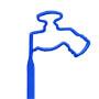 Custom Water Faucet Baby Bend, Bent Pen