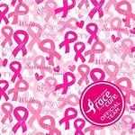 Custom Novelty Pink Ribbon Survivor Bandanna