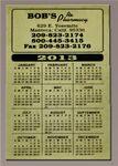 Custom Magnetic Calendar(4
