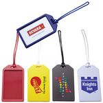 Custom Rigid Luggage Tag (Chroma Digital Direct Print)