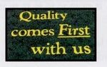 Custom Olefin Quality & Safety Design Indoor/Outdoor Carpet (Quality Comes First with Us) (3'x5')