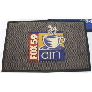 "(18""x27"") Olefin People Greeter™ Floor Mat (1 Color)"
