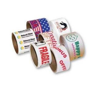 "Reinforced Water Activated Kraft Tape (3""W x 450'L)"