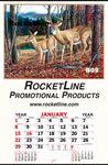 Custom Jumbo Queen Mary Indoor Billboard Wall Calendar W/ Secret Pond Picture