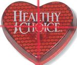 Custom Heart X-Strobe Ad Light