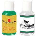 Custom 2 Oz. Hand Sanitizing Gel Press-Top Bottle