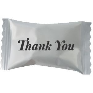Soft Peppermints in a Thank You Wrapper