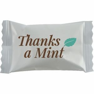 Assorted Sour Candies in Thanks a Mint wrapper