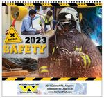 Custom Safety Deluxe Appointment Calendar