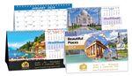 Custom Desk Calendars, Beautiful Places