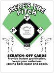 Custom Scratch-Off Game Cards (1.75