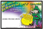 Custom Scratch-off Game Cards (4.0