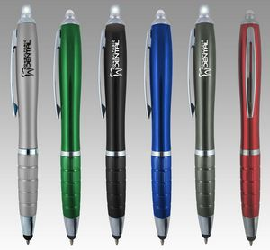 Rio Metal Stylus Light Pen