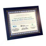 Custom Certificate/Photo Frame (8 1/2