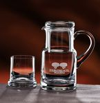 Custom Executive Water Set w/Pitcher and Tumbler
