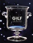Custom Cup McKinley Glass Award (Large)