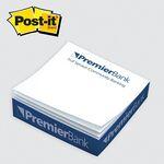 Custom Post-it Note Quarter Cube (4
