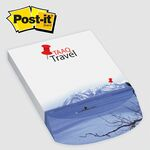 Custom Post-it Custom Printed Angle Note Pad - (4