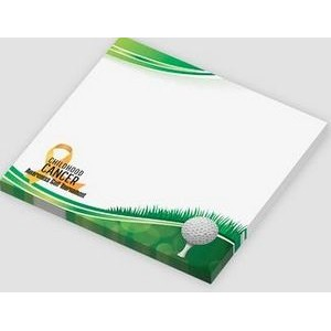 "Custom Printed Post-it® Notes (3""x2 7/8"") 50 Sheets/ 4 Color"