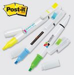 Custom Post-it Trio Series Custom Printed Flag, Pen & Highlighter Combo