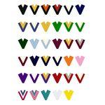 Custom Stock Neck Ribbon (7/8