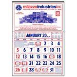 Custom Medium Size Half Apron Calendar