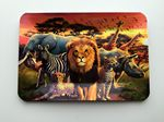 Custom Sublimation Commemorative Tray/ Award Plaque - Full Color (4 3/4