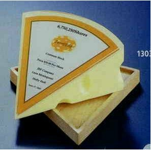 Swiss Cheese w/Base Embedment / Award