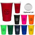 Custom The CUP - 16 Oz. Double Wall Insulated Party Cup