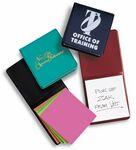 Custom Stik-On Notes/ Memo Book (3 1/8