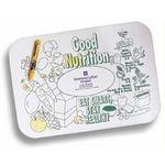 Custom Nutrition Place Mat