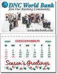 Custom Kwik-Stik 13 Month Full Color Vinyl Petite Calendar