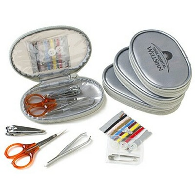 Silver Flash All-in-One Travel Kit