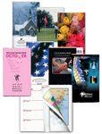 Custom Weekly Full Color Digital Pocket Planner (1 Color w/ Map)