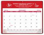 Custom Calendar Doodle Desktop Pad (No Grommet or Greeting Page) - Stock Colors