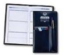Custom Antigua Executive Weekly Pocket Planner