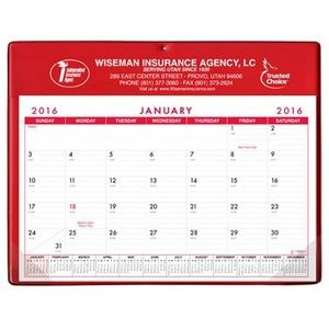 Calendar Doodle Desktop Pad (No Grommet or Greeting Page) - Non-Stock Colors