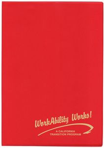 Academic Planner w/ Standard Vinyl Cover