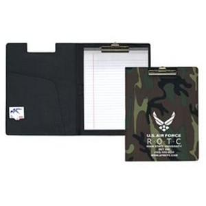 Camouflage Deluxe Senior Clipboard