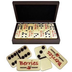 Custom Standard Dominoes