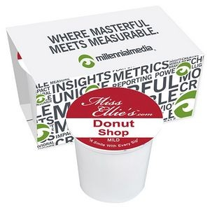 Single Serve Coffee Cups (2 Pack)