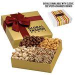 Custom Elegant Gift Box - Supreme Nut Treasure