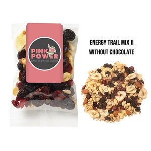 Healthy Snack Pack w/ Energy Trail Mix II (Small)