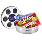 Custom Small Film Reel Tin w/ Assorted Candy