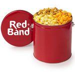 Custom Gallon Popcorn Tins - Original Trio